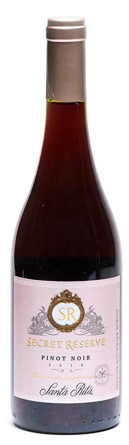 Santa Rita Secret Reserve Pinot Noir 750 ml
