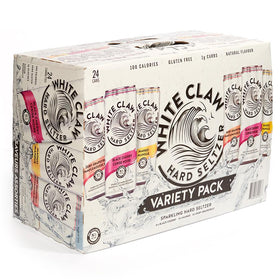 White Claw Variety-Pack 24-Pack