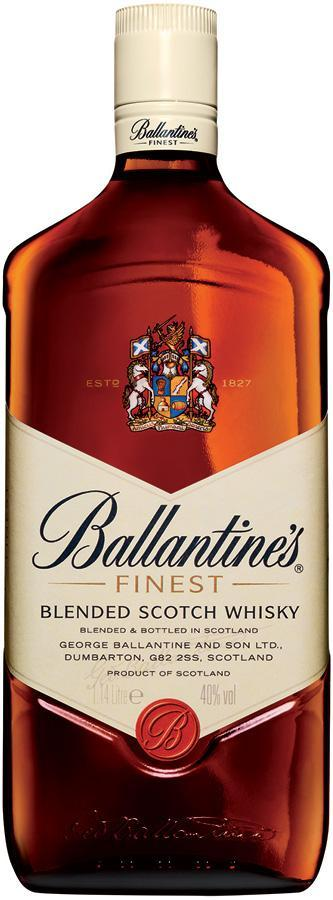Ballantines Scotch 1140 ml