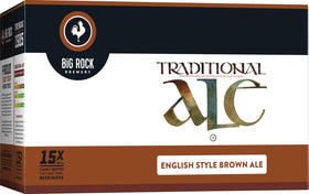Big Rock Traditional Can 15-Pack