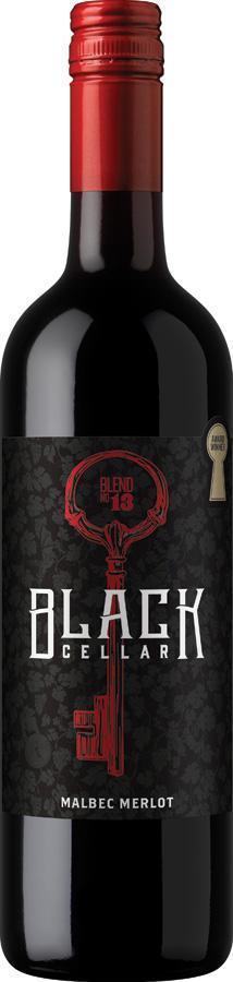 Black Cellar Malbec Merlot 750 ml