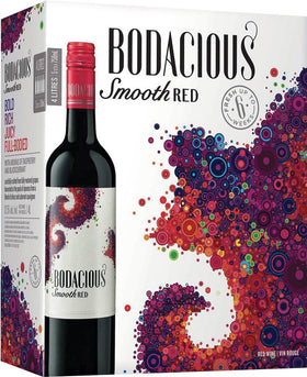 Bodacious Red Blend Box 4000 ml