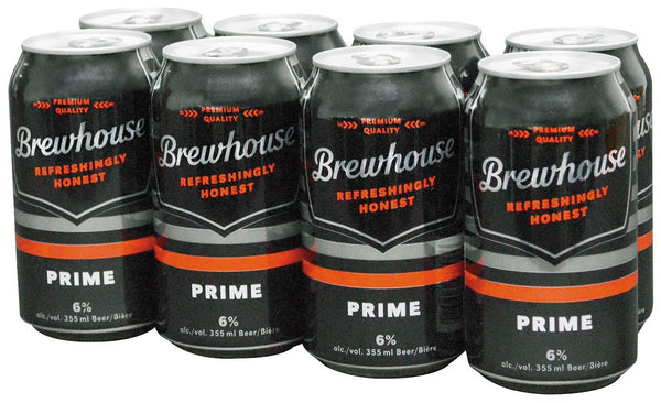 Brewhouse Prime 8-Pack