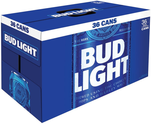 Bud Light 36-Pack
