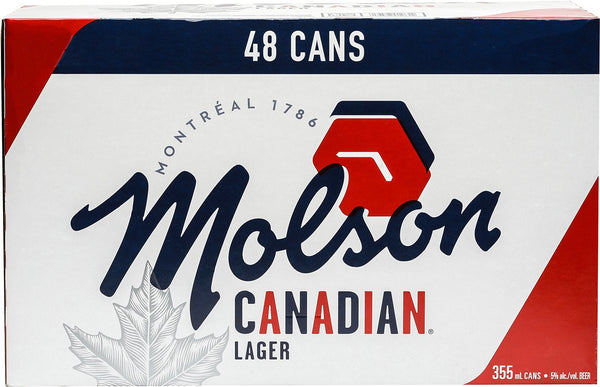 Molson Canadian 48-Pack