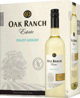 Oak Ranch Pinot Grigio 4000 ml