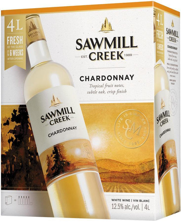 Samill Creek Chardonnay 4000 ml