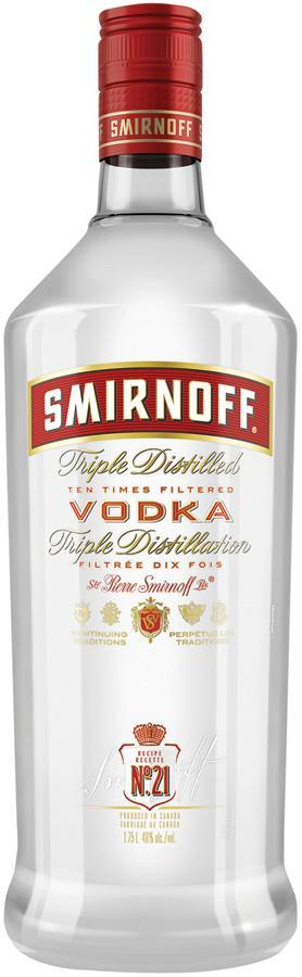 Smirnoff Vodka 1750 ml