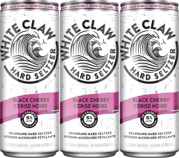 White Claw Black Cherry 6-Pack