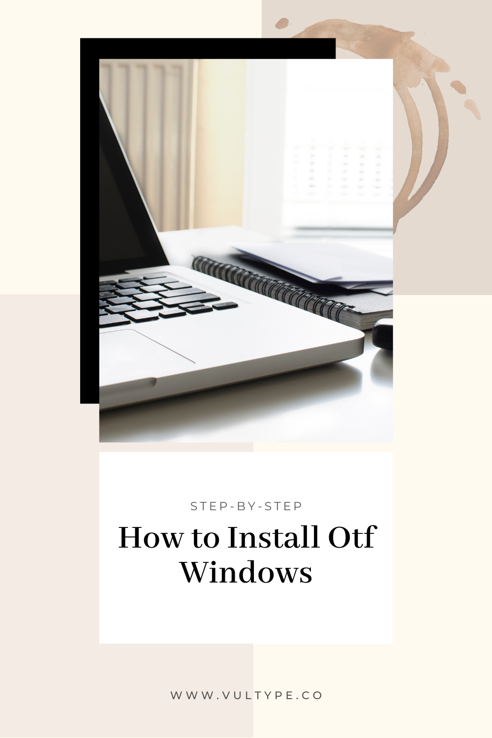 How to Install Otf Windows