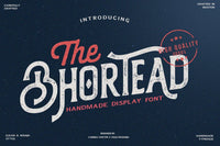 The Bhortead - Vintage Rough & Stamp Font