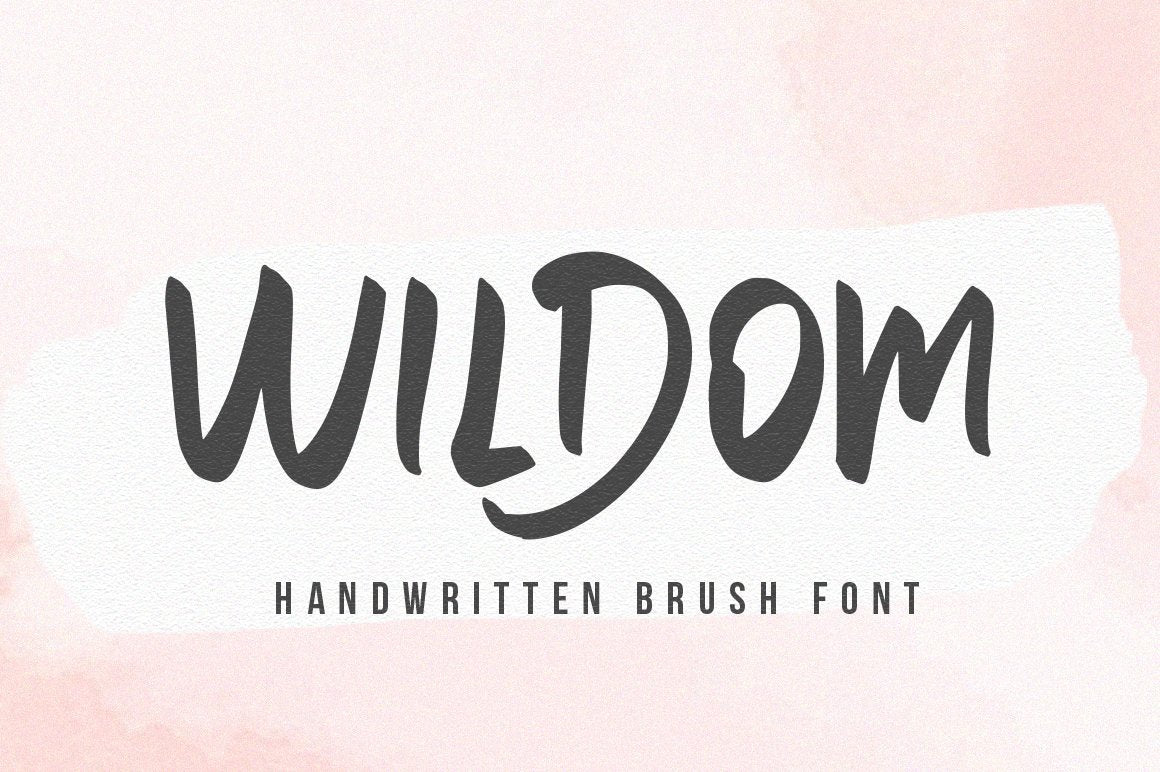 Wildom Font - Vultype Co