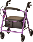 NOVA - 4209CPL - GETGO JUNIOR ROLL WLKR PURPLE