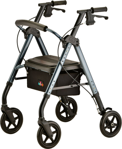 STAR 8 DX ROLLATOR BLUE