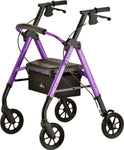 STAR 8 DX HD ROLLATOR PURPLE