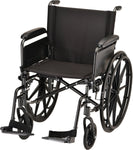 "WHEELCHAIR LTWT 20"" FFA SA FR"