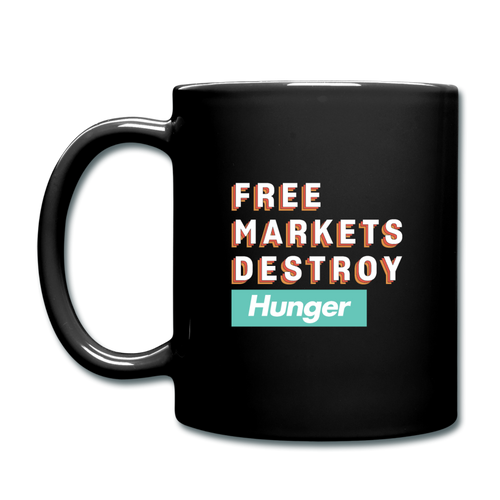 Free Markets Destroy: Hunder - black