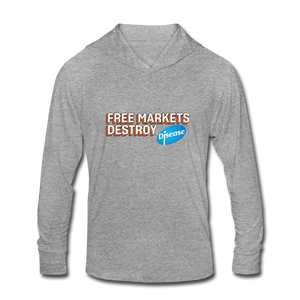 Free Markets Destroy: Disease - heather gray