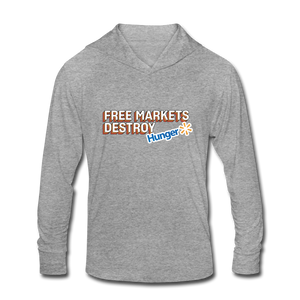 Free Markets Destroy: Hunger - heather gray