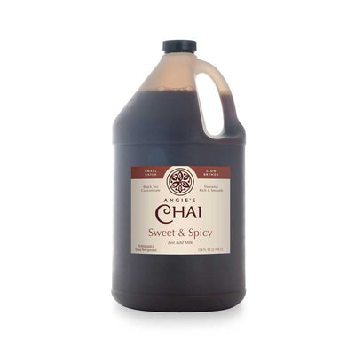 Sweet & Spicy Chai Gallon Concentrate