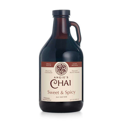 Sweet & Spicy Chai Growler 32oz Concentrate