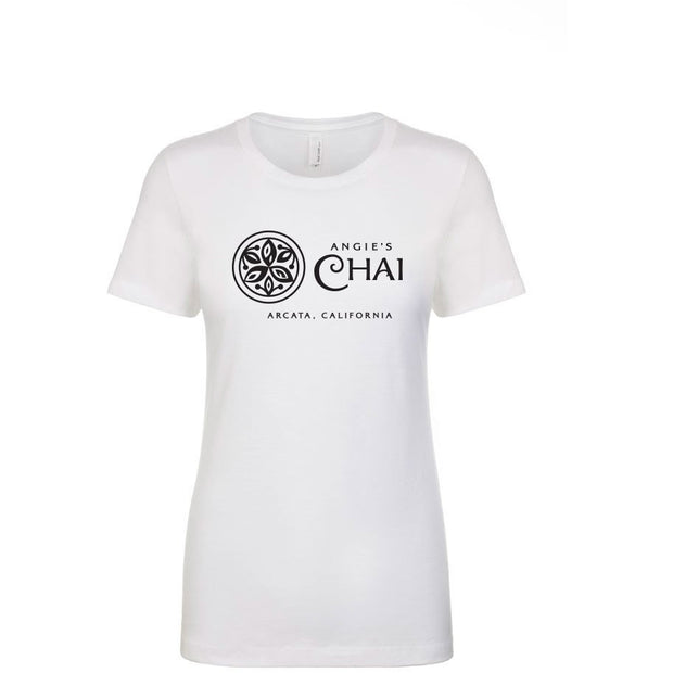 Angie's Chai Woman's White T-Shirt