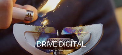 Drive Digital: Top-Tier Visual Branding & Creative Services