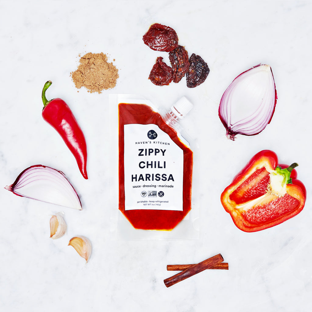 Zippy Chili Harissa