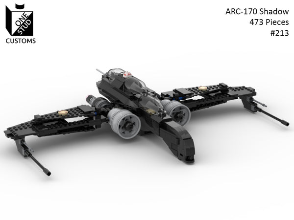 ARC-170 Shadow  - Order by 4-10 - Ships 5-2