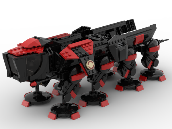 AT-OT Shadow Coruscant Guard