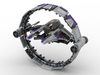 Jedi Interceptor Mace Windu  - Order by 4-10 - Ships 5-2