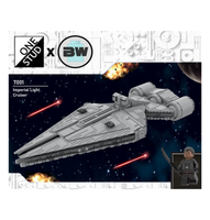 Imperial Light Cruiser Instructions/XML