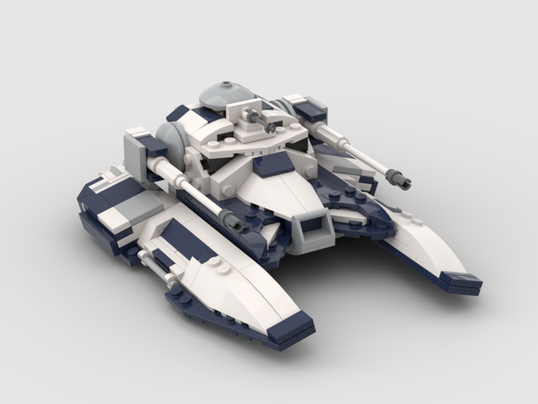 Republic Fighter Tank 501st