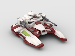 Republic Fighter Tank Classic  - Order by 2-28 - Ships 3-27