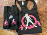 WWLW Racerback Tank Tops - Strong Is Beautiful