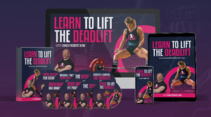 Learn To Lift - The Deadlift For Women - With Coach Robert King