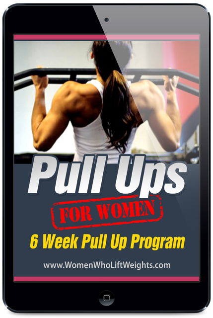 Pull Ups For Women Program