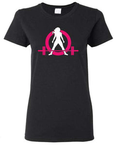 "WWLW Ladies T-Shirt - ""Strong Is Beautiful"""