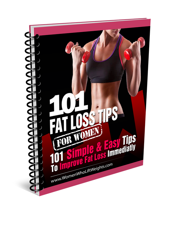 101 Fat Loss Tips For Women