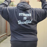 WWLW Hoodie - Strong Is Beautiful