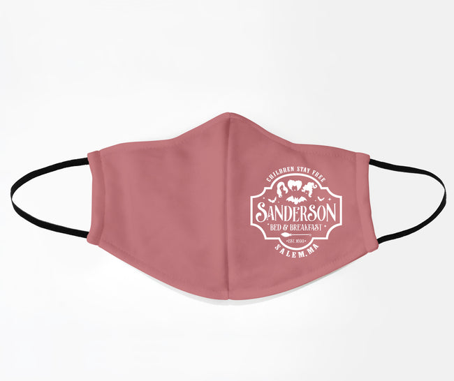 Sanderson Bed & Breakfast Hocus Pocus Face Mask
