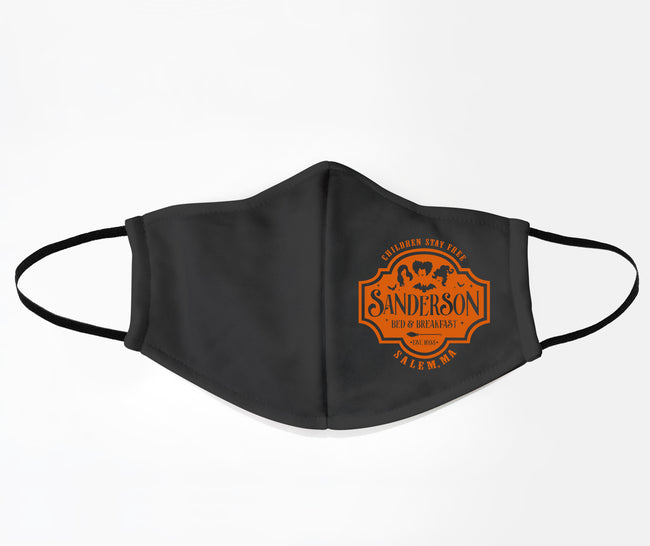 Hocus Pocus Sanderson Bed & Breakfast Face Mask 2