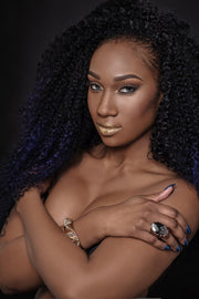 Brazilian Kinky Curl - Single Wefts - VIP Luxury Hair - 3