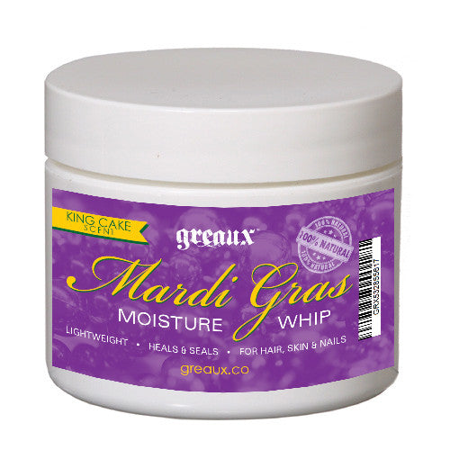 Mardi Gras Moisture Whip - VIP Hair Care - VIP Luxury Hair