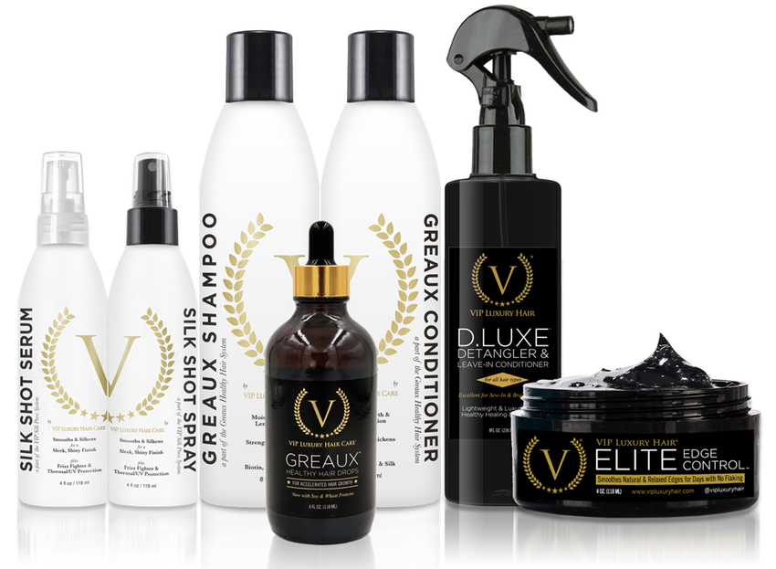 VIP Healthy Hair Starter Pack