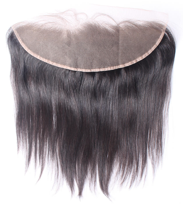 Peruvian Straight - Swiss Lace Frontal