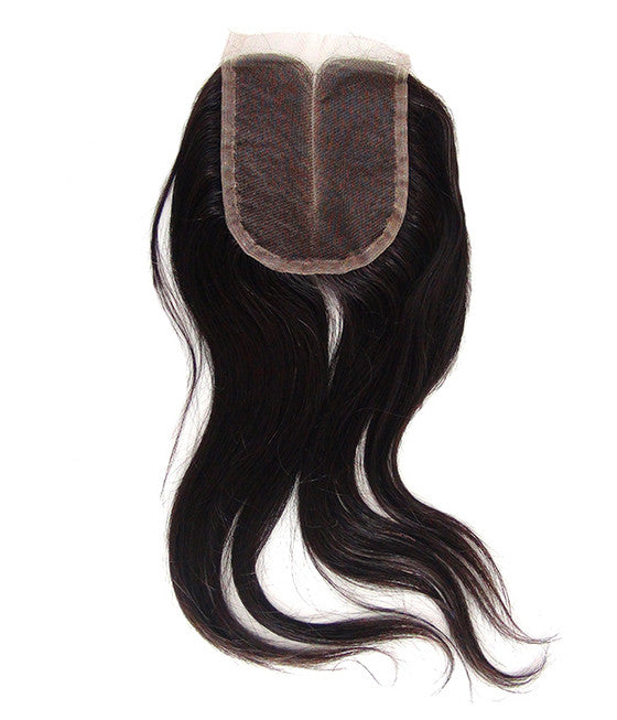 Brazilian Straight - Swiss Lace Closure - Lace Closures - VIP Luxury Hair