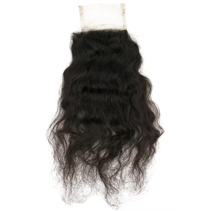 Indian Curly - Swiss Lace Closure