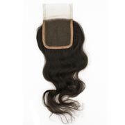 Indian Wavy - Swiss Lace Closure