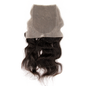 Indonesian Wavy - Swiss Lace Closure